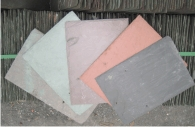 Slate Roofing Colors